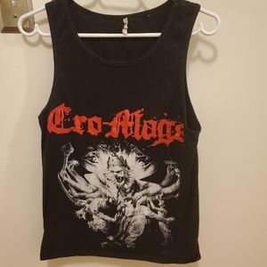 Cro-Mags Muscle Tank Top